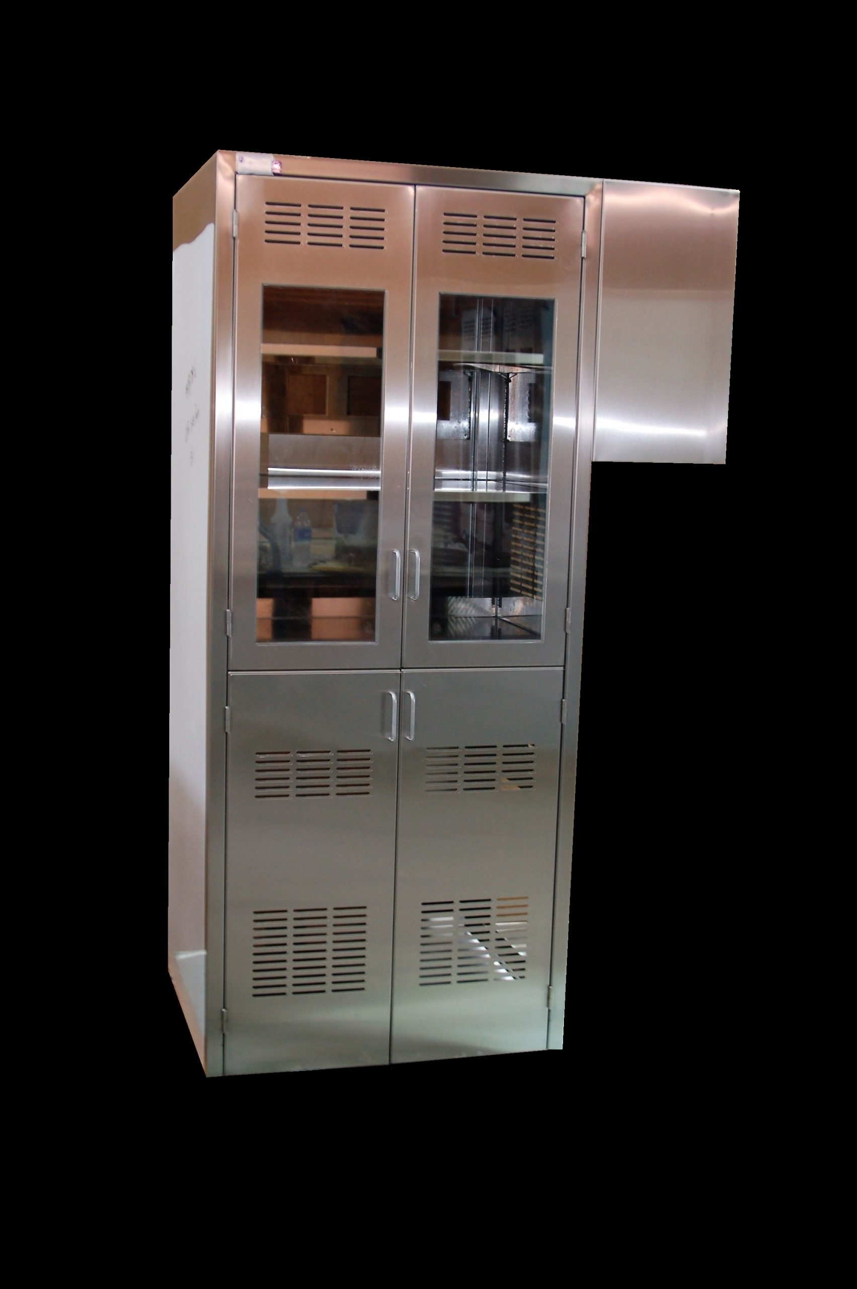 Custom Stainless Steel Surgical Cabinet