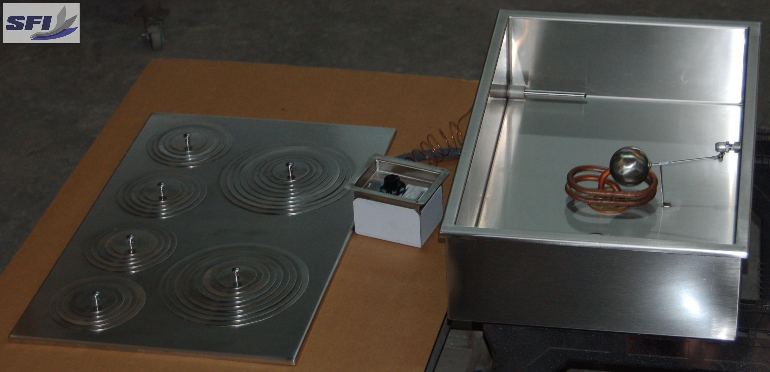 Electric-steam-baths stainless steel electric steam bath